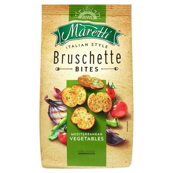Grzanki Bruschette Maretti mieszanka warzywna