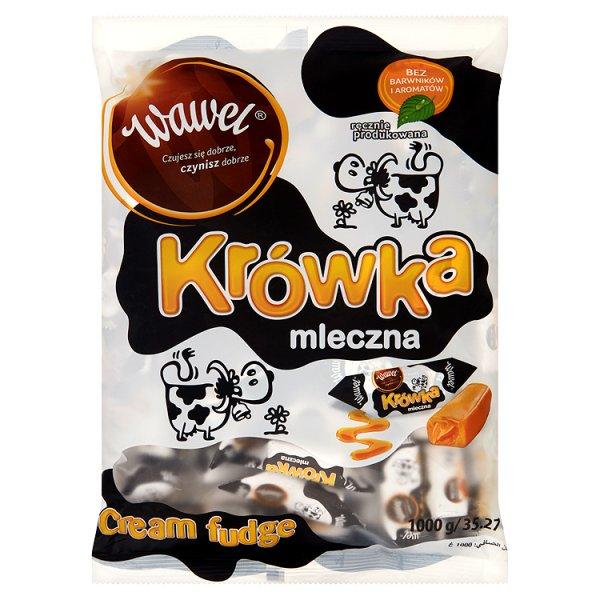Cukierki Krówka Mleczna Wawel