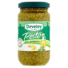 Pesto alla genovese bazylia i orzechy