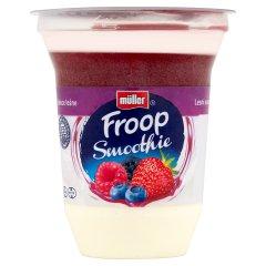 Jogurt Muller Froop owoce leśne