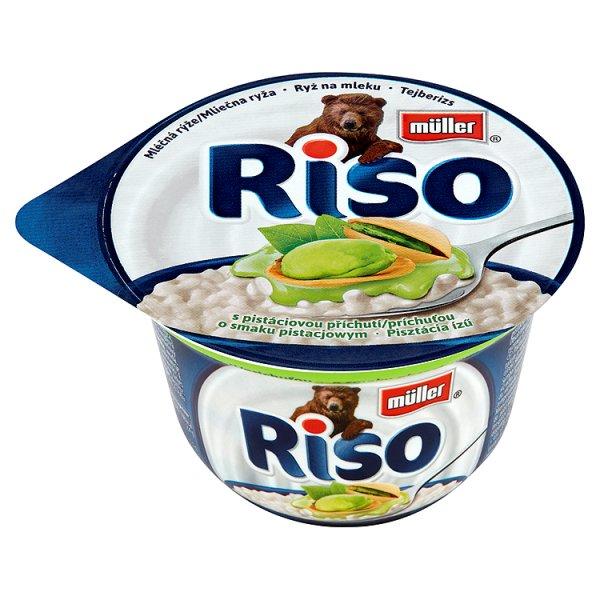 Deser Riso mleczno-ryżowy pistacjowy