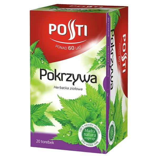 Posti Pokrzywa Herbatka ziołowa 28 g (20 torebek)