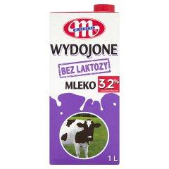 Mleko wydojone bez laktozy 3,2%