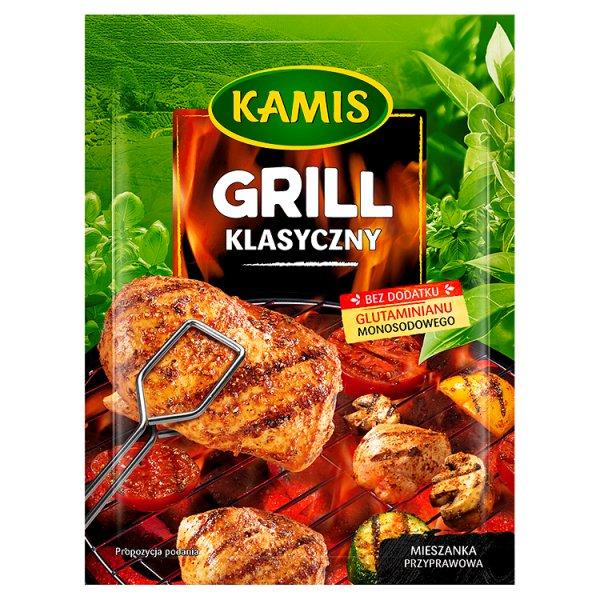 Przyprawa Kamis grill klasyczny