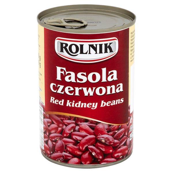 Fasola czerwona Rolnik