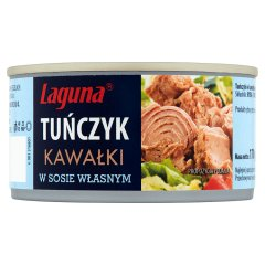Tuńczyk Laguna w sosie własnym