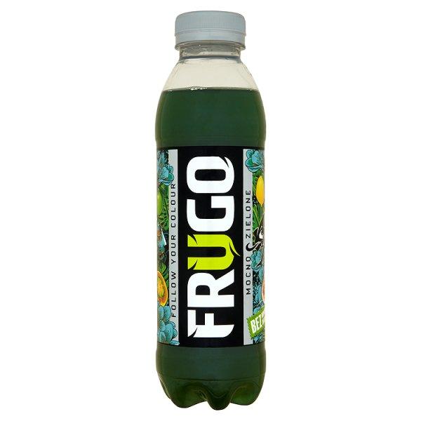 Frugo Zielone napój wieloowocowy niegazowany pet/0,5l