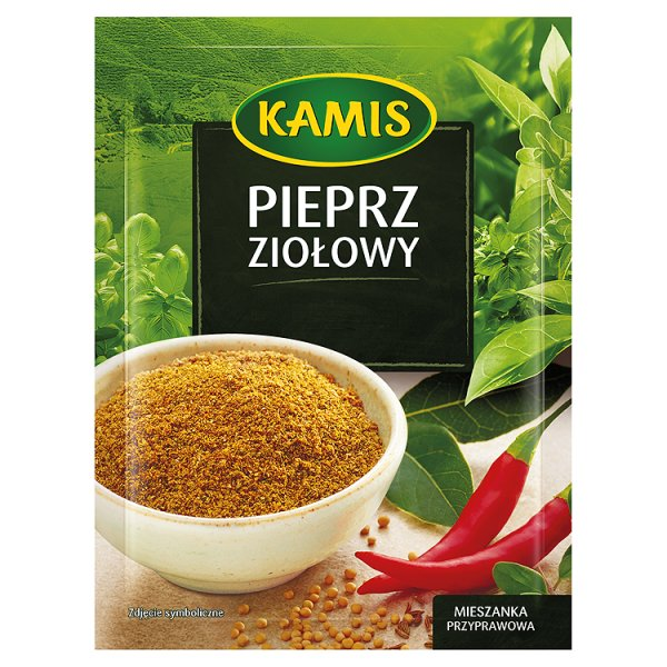 Pieprz ziołowy Kamis