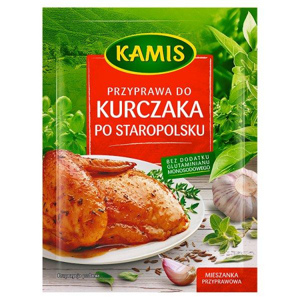 Przyprawa Kamis do kurczaka po Staropolsku