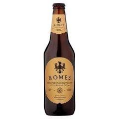 Piwo komes poczwórny butelka