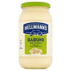 Majonez Hellmann's Babuni