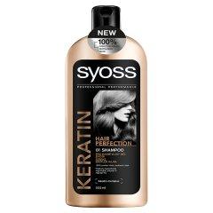 Syoss szampon do włosów keratin