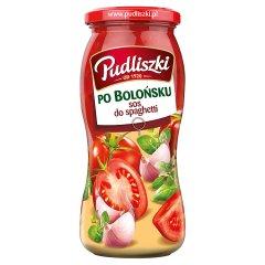 Sos Pudliszki do Spaghetti po bolońsku