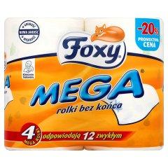 Papier toaletowy Foxy Mega /4rolki