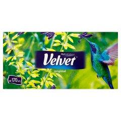 Chusteczki Velvet original big box /170szt