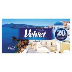 Chusteczki Velvet inspiracje kartonik/130szt