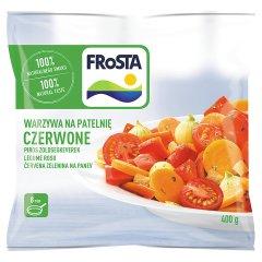Warzywa na patelnie czerwone Frosta