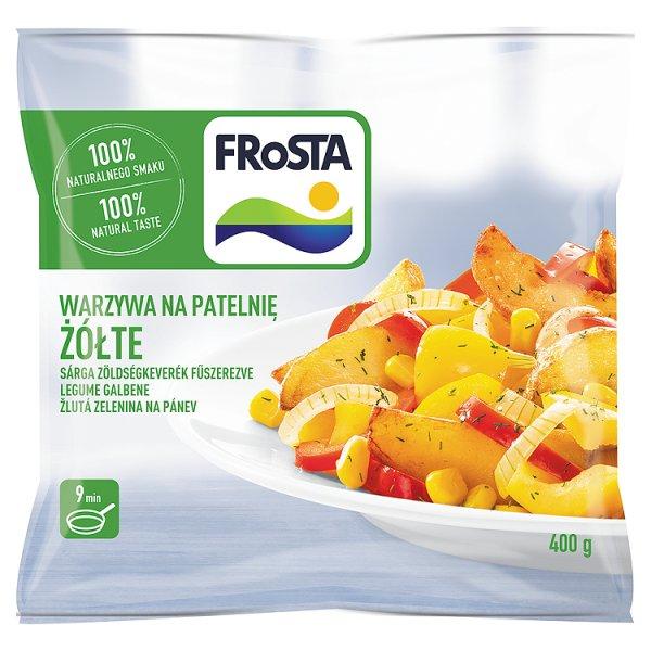 Warzywa na patelnie żółte Frosta
