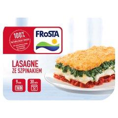 Lasagne Cannelloni ze szpinakiem Frosta