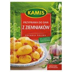 Kamis Kuchnia polska Przyprawa do dań z ziemniaków Mieszanka przyprawowa 25 g