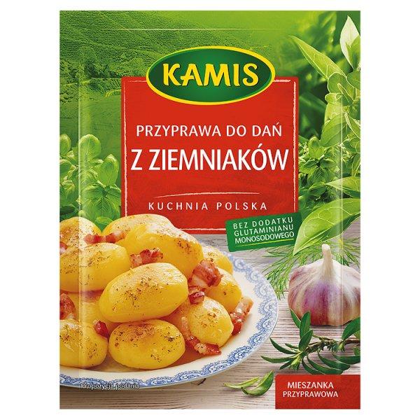 Przyprawa Kamis do dań z ziemniaków