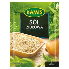 Sól ziołowa Kamis