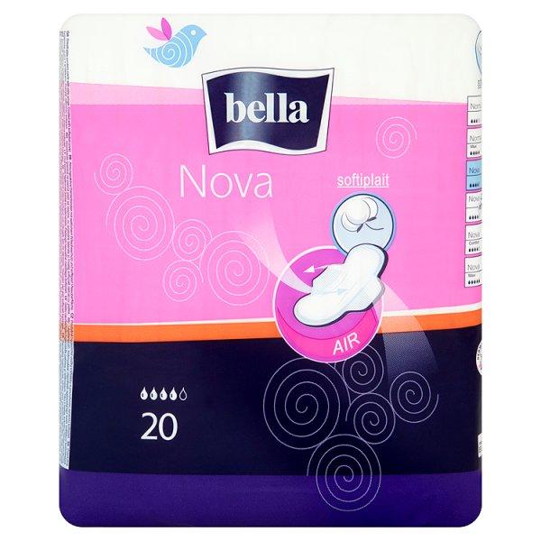 Bella podpaski Nova 15szt+5gratis/20szt