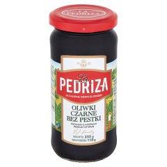 La Pedriza Oliwki czarne bez pestki 235 g