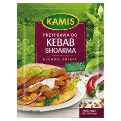 Przyprawa kebab kuchnia Arabska Kamis