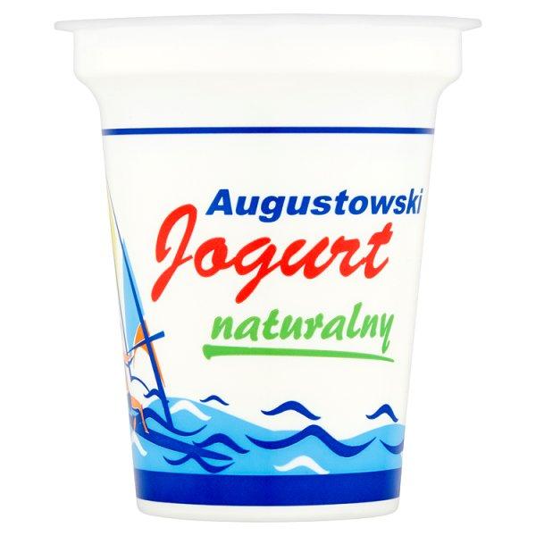 Mlekpol Jogurt Augustowski naturalny 150 g