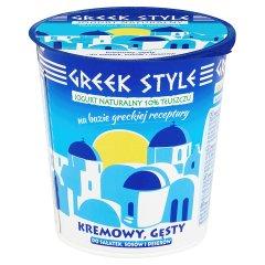 Jogurt Greek Style naturalny typ grecki