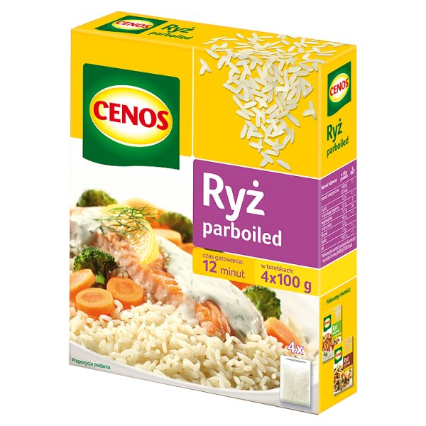Ryż Cenos parboiled