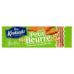 Herbatniki petit beurre pełnoziarniste