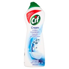 Mleczko do czyszczenia Cif regular