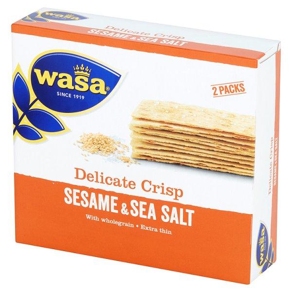 Pieczywo Wasa super cienkie z sezamem i solą morską