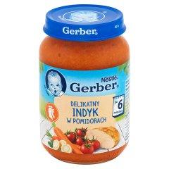 Danie Gerber delikatny indyk w pomidorach