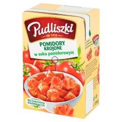 Pomidory Pudliszki krojone