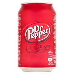 Dr Pepper puszka 0,33l