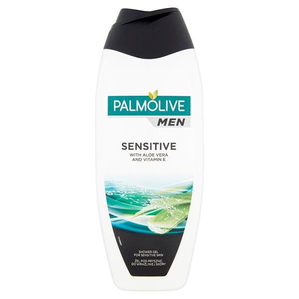 Palmolive żel pod prysznic men sensitive