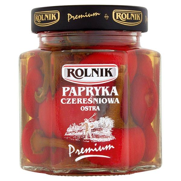 Rolnik Premium Papryka czereśniowa ostra 300 g