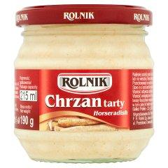 Chrzan tarty Rolnik