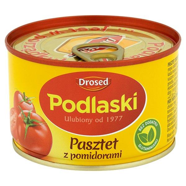 Pasztet Drosed Podlaski z pomidorami