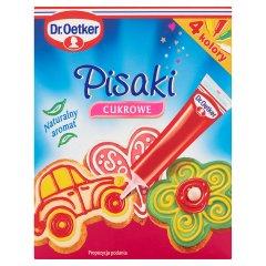 Pisaki cukrowe Dr.Oetker