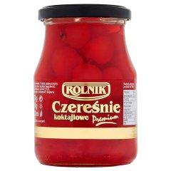 Czereśnie koktajlowe czerwone Rolnik