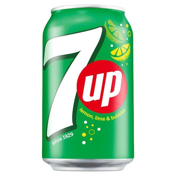 7 UP puszka 0,33l