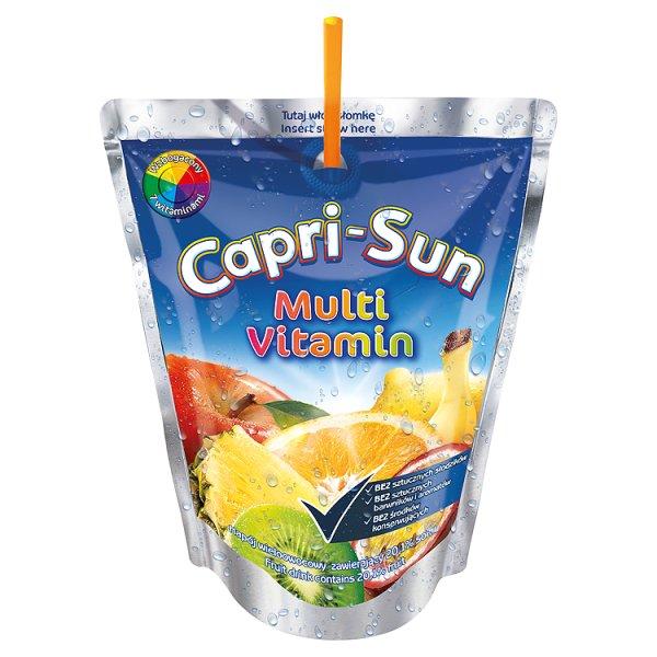 Napój Capri-Sun Multi Vitamin