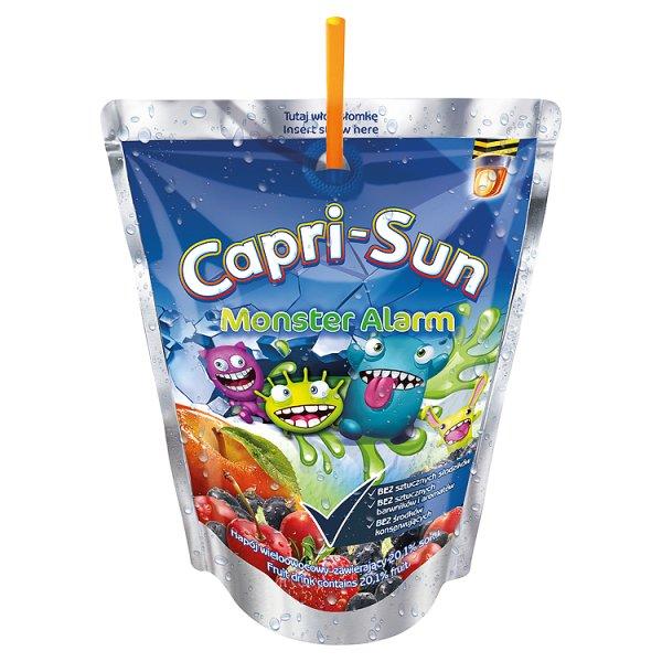 Napój Capri-Sun Monster Alarm