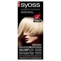 Farba Syoss mroźny perłowy blond 9-5