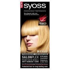 Farba Syoss bardzo jasny blond 9-1