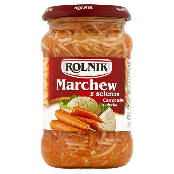 Rolnik Marchew z selerem 320 g